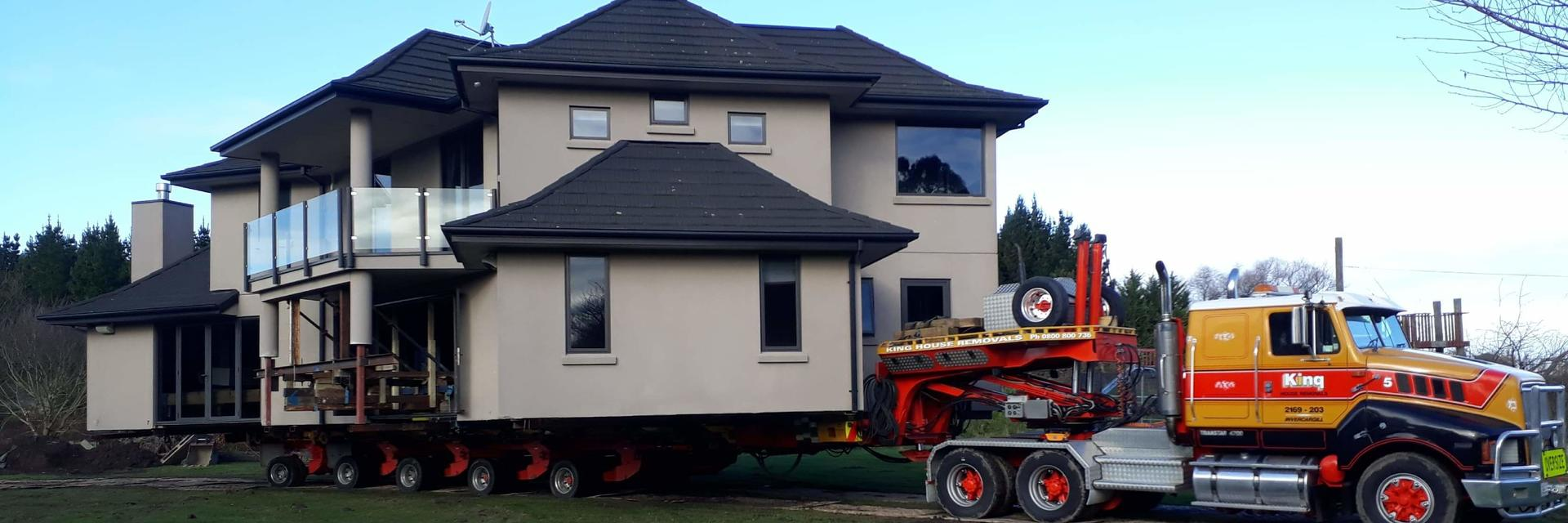 King House Removals | Specialists in relocating houses